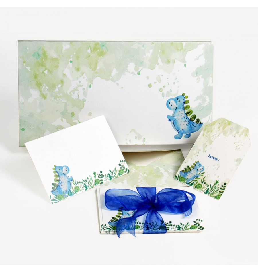 Mite stationery box