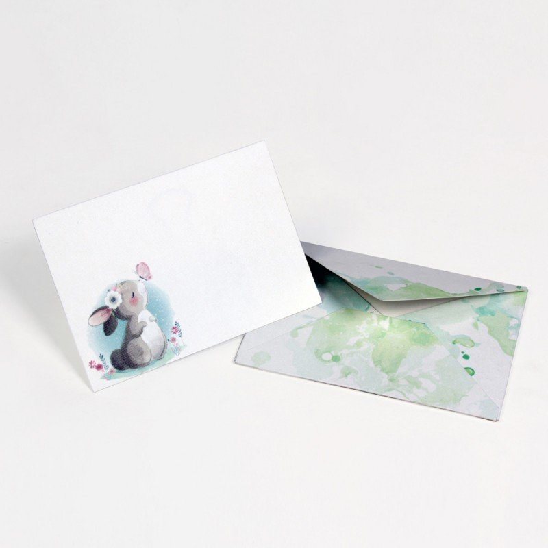 Some Bunny special stationery box