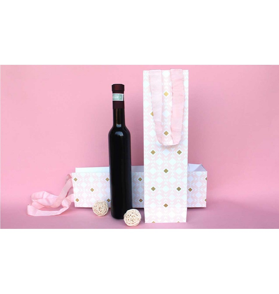 Diamond Wine Bag