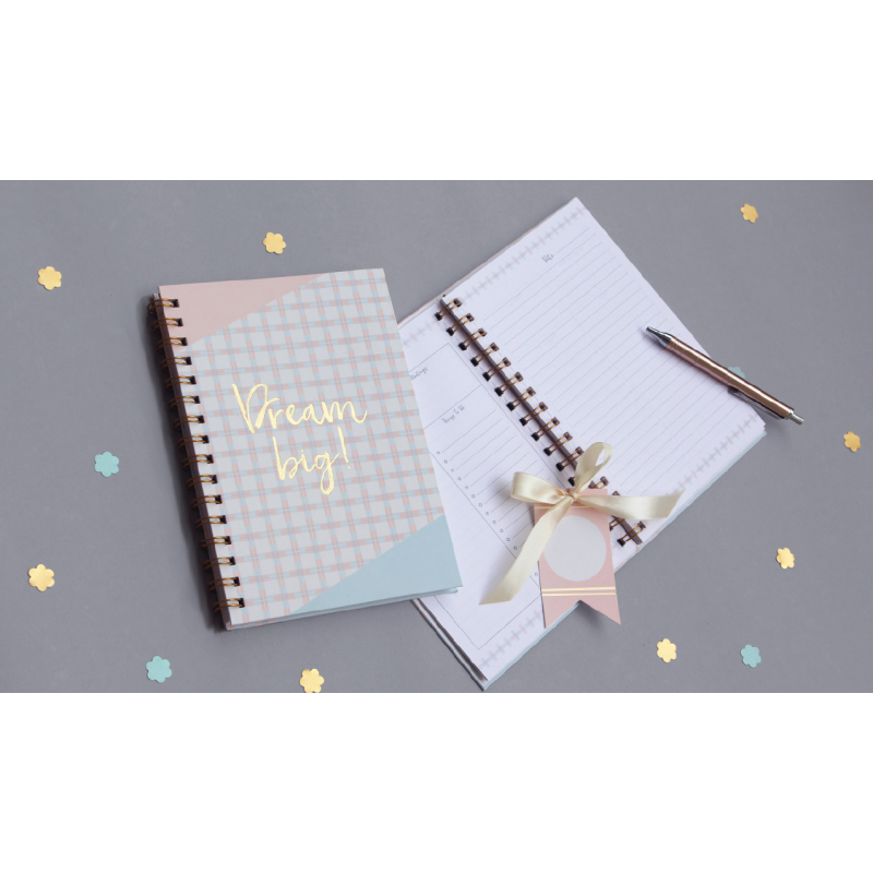 Dream Big Planner