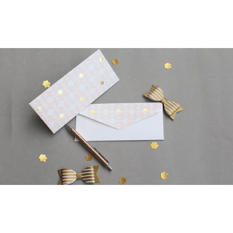 Gilded Diamond Money envelopes (Out of Stock)