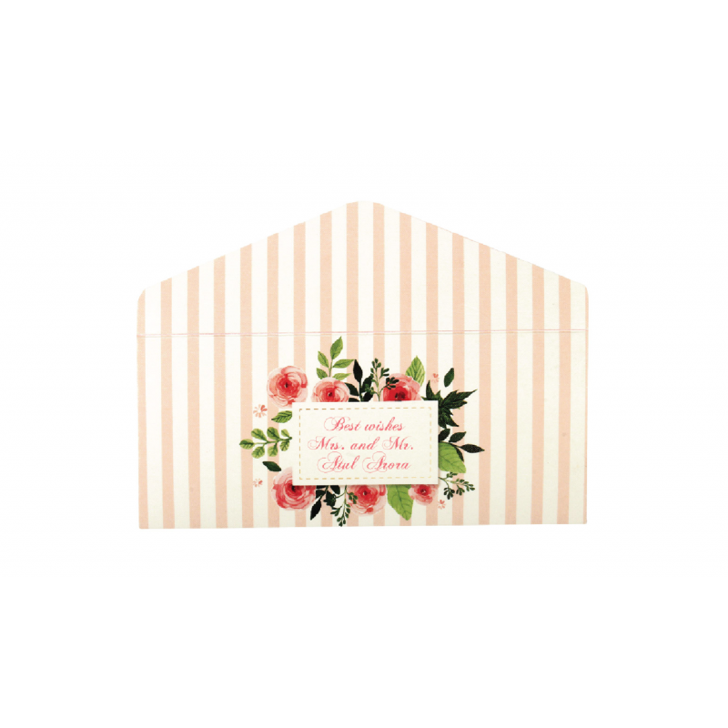 Floral Money Envelopes  (Out of Stock)
